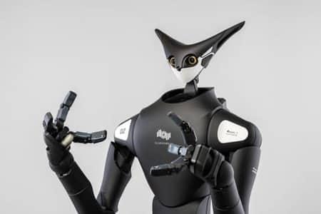 El robot TX sustituye a los reponedores de supermercado por medio de RV