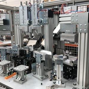 Empresa de automatización industrial en zaragoza