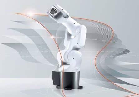 Robot de Kuka KR 4 Agilus