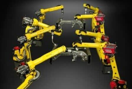 Precio de los Robot soldadores de Fanuc para soldadura robotizada. Características y modelos de robots soldadores de Fanuc