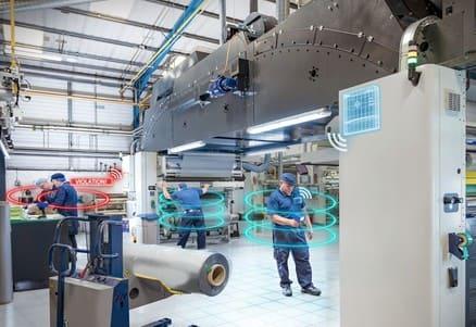 Siemens crea un software para localizar a los operarios en tiempo real