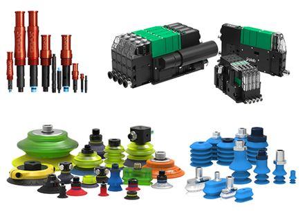 Tipos de bombas de vacío para máquinas industriales