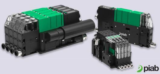 Tipos de bombas de vacío para robots industriales