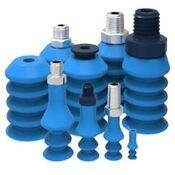 Ventosas industriales para sistemas y equipos de vacío