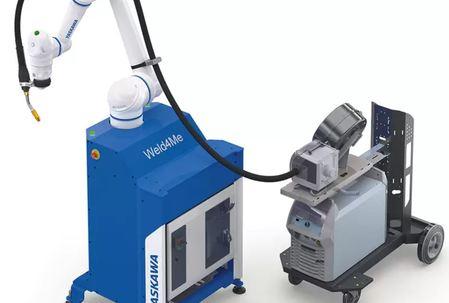 Weld4Me para robots soldador de yaskawa
