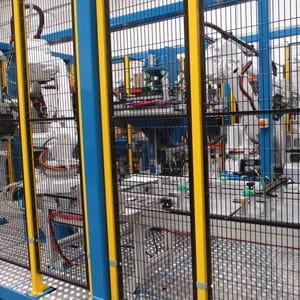 instalar robot industrial en zaragoza con cyo ingeniería