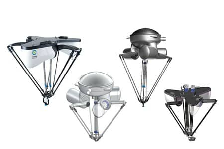 ABB compra la empresa Codian especializada en robots Delta
