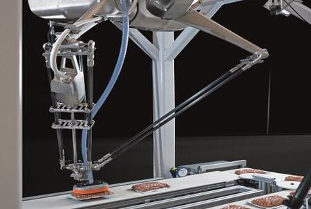 Fanuc amplía el robot Delta DR-3iB hasta los 8 kg de carga