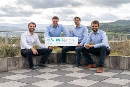 Los sistemas de carga rápida de Wiferion para AMR conquistan el mercado