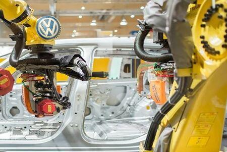 Fanuc equipa con 1400 robots las plantas de Volkswagen