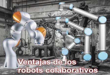 Ventajas de los robots colaborativos y comprar un robot colaborativo