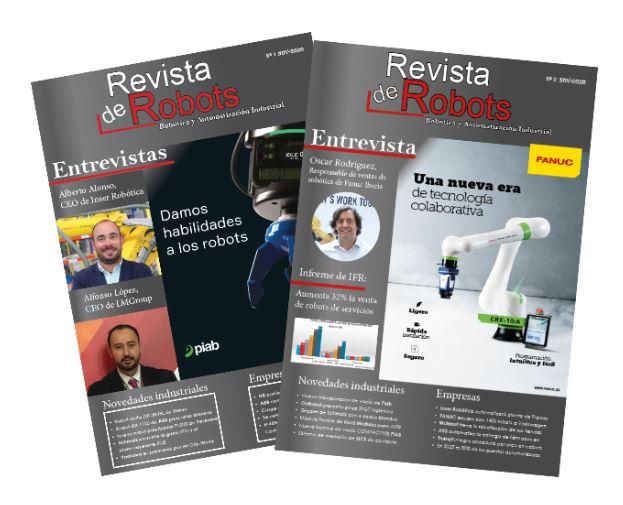 Revista de automatización industria