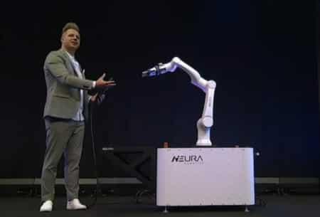 Han´s Robot cambia de nombre por Neura Robotics