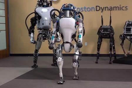 Hyundai compra Boston Dynamics por 921 M de dólares
