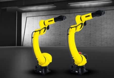 Robots de FANUC M-20iD35 y ARC Mate 120iD35
