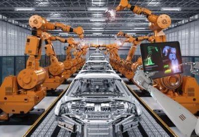 Empresas de automatización industrial en España