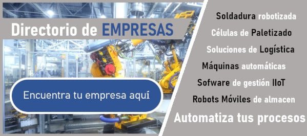 Empresas de automatización industrial