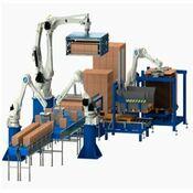 Empresas de automatización que diseñan máquinas automáticas con mesas giratorias y programación de autómatas plcs