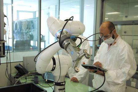 OnRobot integra su tecnología en el centro de I+D de L´Oréal