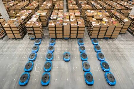 Robot móvil para almacén