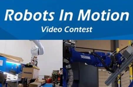 Robots in motion de Yaskawa