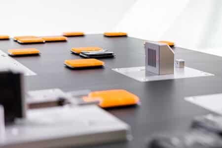 ABB invierte en la innovadora tecnología de levitación magnética