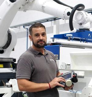 Entrevista a Gonzalo García, CEO de Atlas Robots