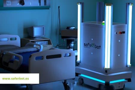 Robotplus explica las capacidades de Saferbot en FarmaForum