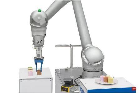 Conoce el nuevo cobot HC10DFT de Yaskawa para entornos higiénicos