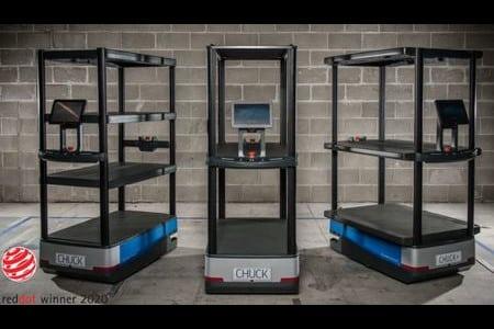 Los AMR de 6 River Systems incrementan la capacidad logística de Office Depot
