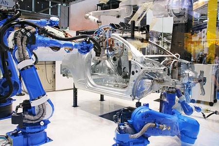 Robots industriales de Yaskawa
