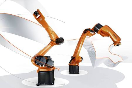 Robots para soldadura de kuka y robots soldadores de Kuka