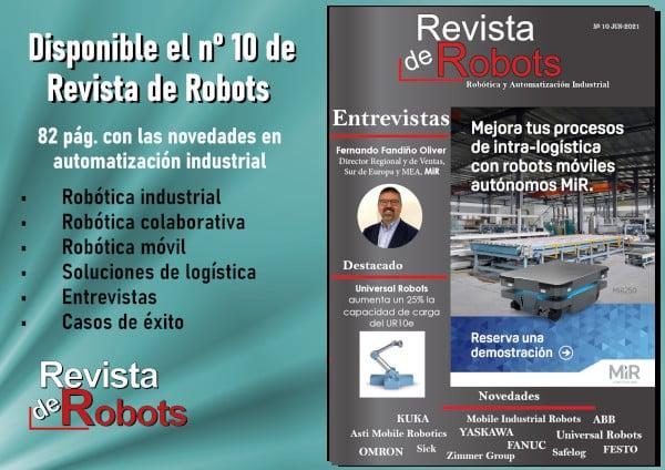 N 10 de Revista de Robots
