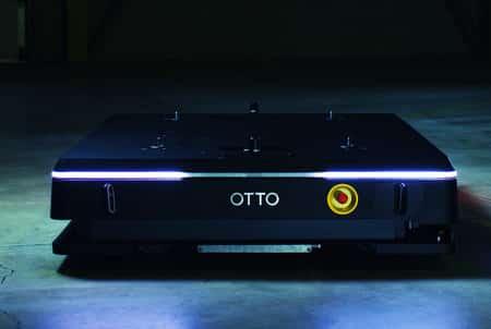 OTTO Motors presenta un AMR para cargas de hasta 1.900 kg