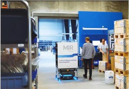 MIR hace realidad el proyecto logístico de Guardian Industries