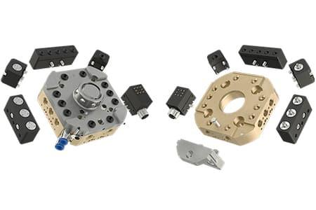 Stäubli lanza nueva serie de cambiadores de herramientas para robots