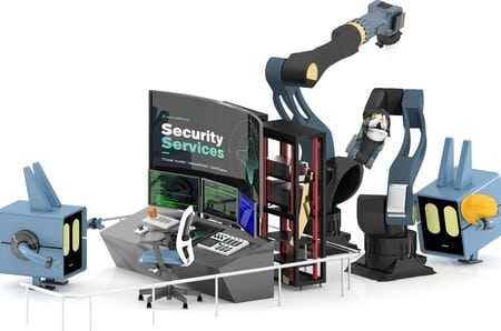 Alias Robotics lidera la lucha contra los ciberataques a los robots industriales