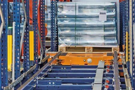Mecalux ampliará el grado de automatización del centro logístico de Iberfrasa