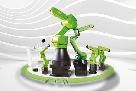 Robots colaborativos de FANUC