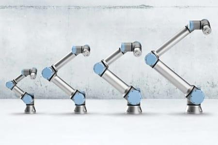 Robots colaborativos de Universal Robots