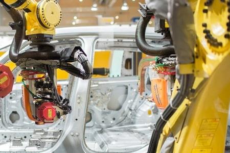 Robots industriales de FANUC