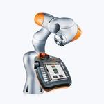Lista de robots colaborativos de Kuka precisión alcance y grado de repetibilidad