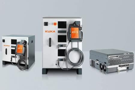 El controlador KR C5 de KUKA conquista la industria automotriz