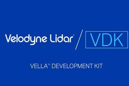 Presentan el sensor kit VELLA para mejorar las prestaciones de los robots móviles