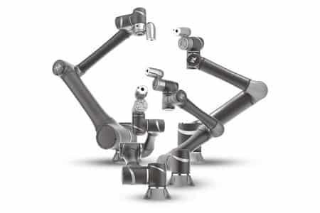 Robots colaborativos de Techman Robot