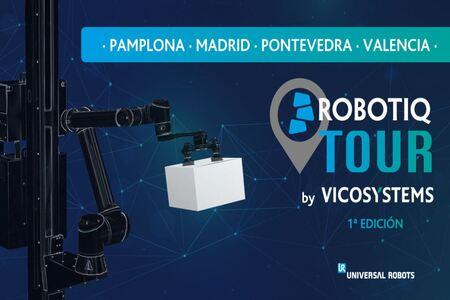 Vicosystems Robotiq Tour