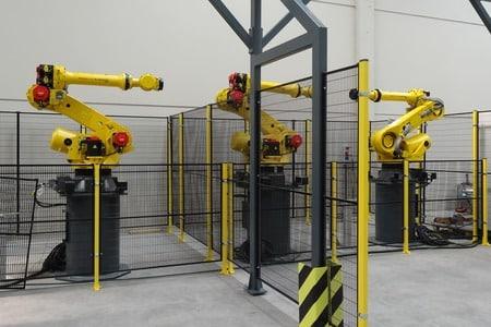 Ingemotions implanta en la fábrica de Nissan varias células robotizadas